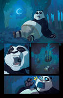 Kung Fu Panda Slow Fast, 6 by liliesformary