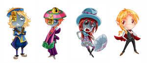 Various Chibis