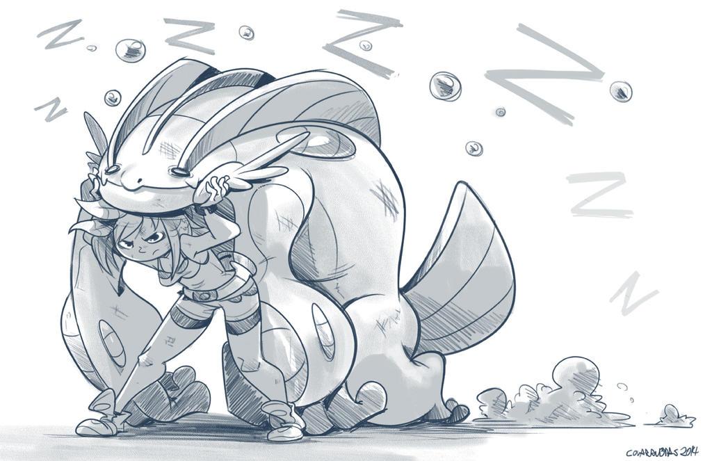 Alpha Sapphire by Sir-Doomy