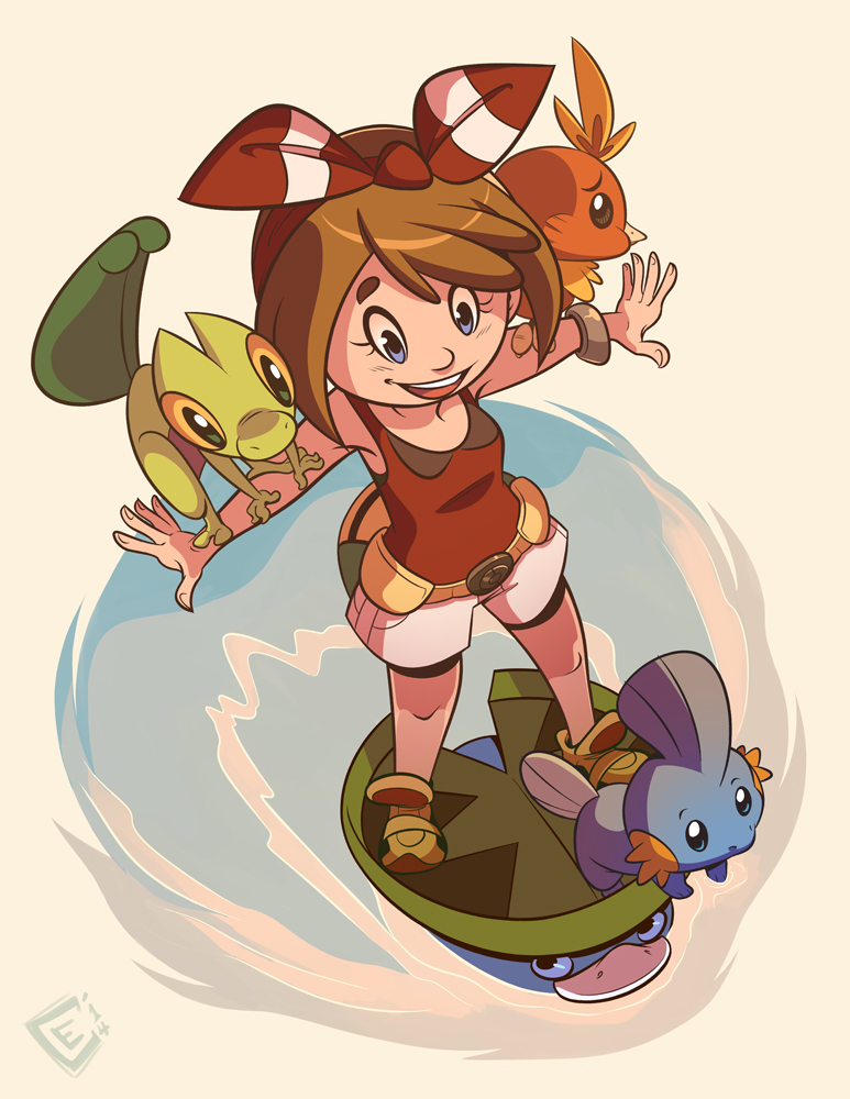 A Tiny Pokemon Adventure by Sir-Doomy