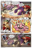 Vs Koga - The Ninja Master by Curly-Artist