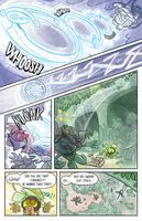 WPOCT: Krinkle and the Wizard's Throne - 10 by Curly-Artist