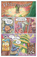WPOCT: Krinkle and the Wizard's Throne - 3 by Curly-Artist
