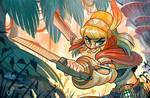 Monster Hunter World - Kulu Armor