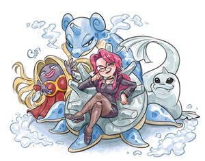 Icy Lorelei