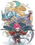 Dragon Champion Lance