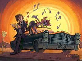 Randir And Dingo [Commission]