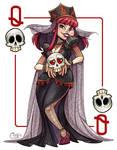Queen Of Skulls [Commission]