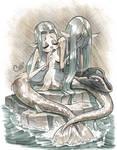 Grieving Mermaids
