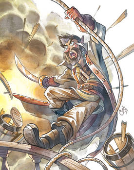 Denma The Pirate