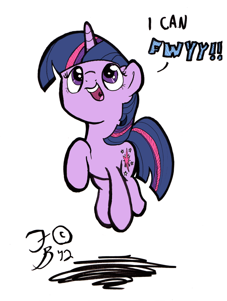 Filly Twi by FlavinBagel
