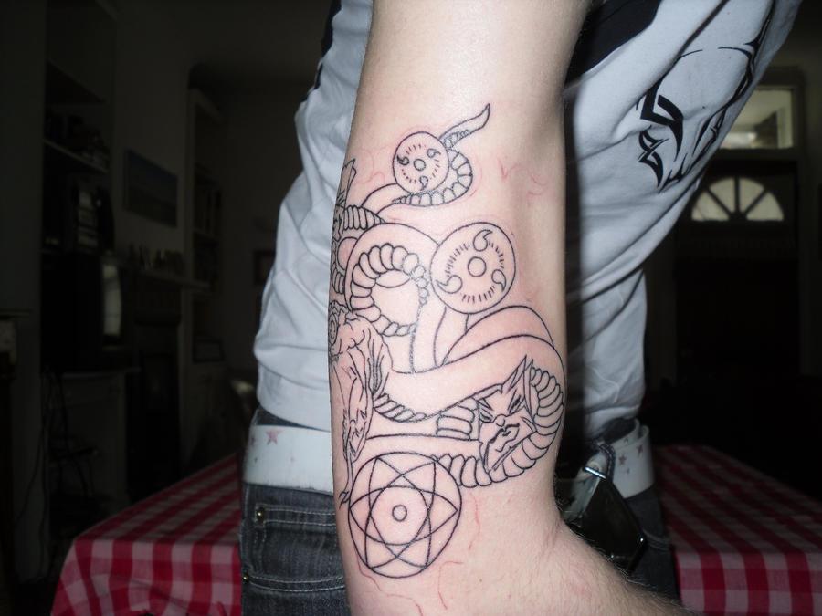 uchiha tattoo designs madara - photo #3
