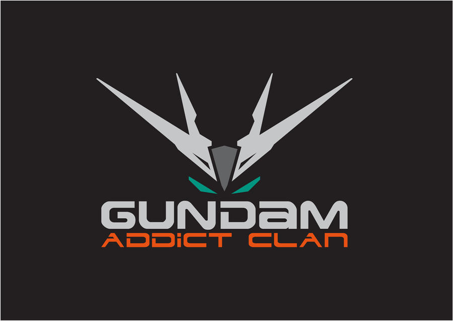 Gundam Addict Clan logo by DAZZ192