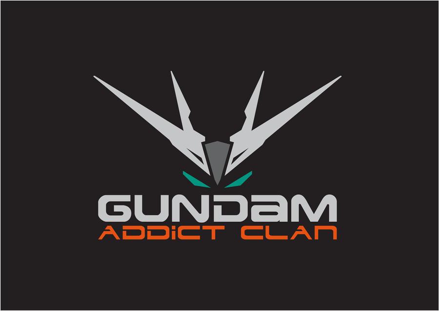 Gundam Addict Clan logo by DAZZ192
