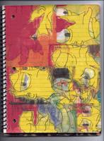 SSB Drawings 1 by RozStaw57
