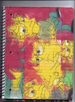 SSB Drawings 2 by RozStaw57