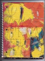 SSB Drawings 4 by RozStaw57
