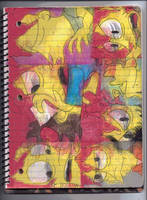 SSB Drawings 6 by RozStaw57