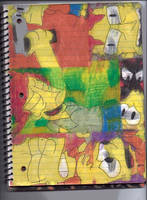 SSB Drawings 9 by RozStaw57
