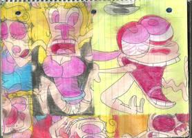 R + S Fan Art 5 by RozStaw57