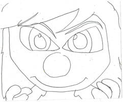 Evil Smurfette 1 by RozStaw57