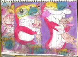 Ren's Brain 1 by RozStaw57