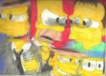 Simpsonized Seth MacFarlane 1