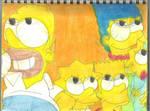 Simpsons Family 1