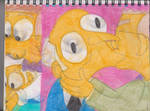 Burns and Smithers Together 1