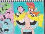 Powerpuff Girls 1 by RozStaw57