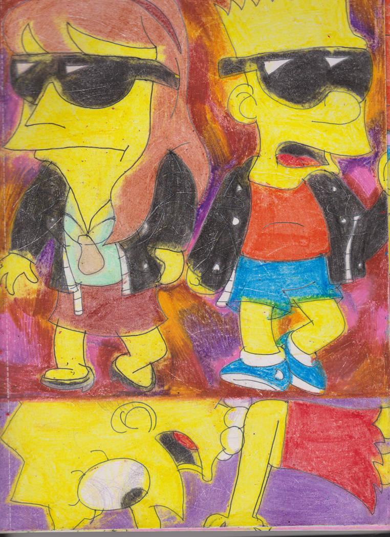 Springfield Kids 1 by RozStaw57