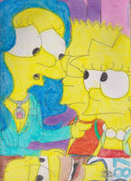Simpsons' Season 26 by RozStaw57