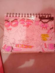 Random Ren Hoek drawings 1
