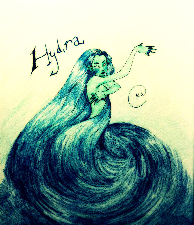Hydra by SilvianArt