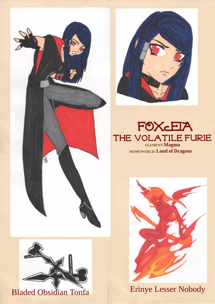 Foxeia CS by Cor-Draco