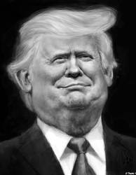 The Donald by DVLArt