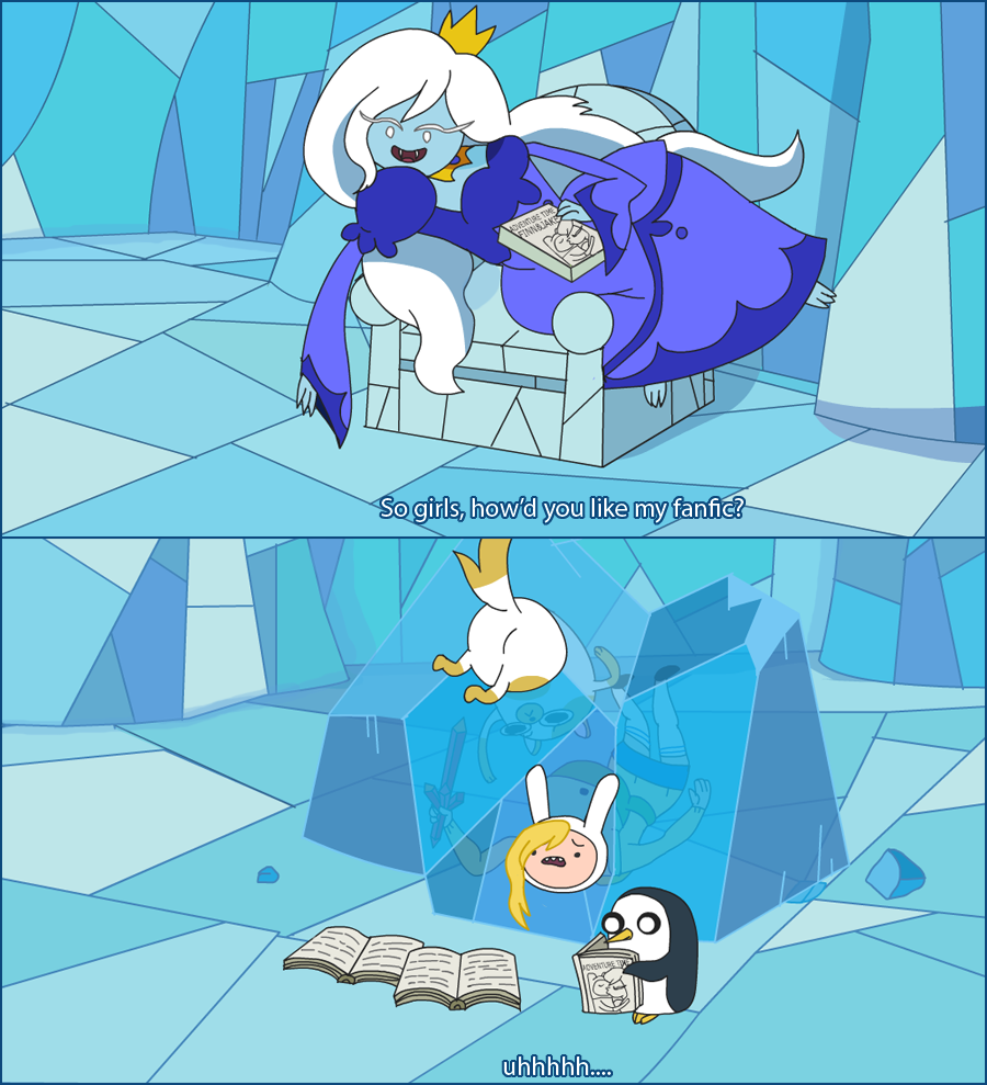 finn x fionna fanfiction - photo #33