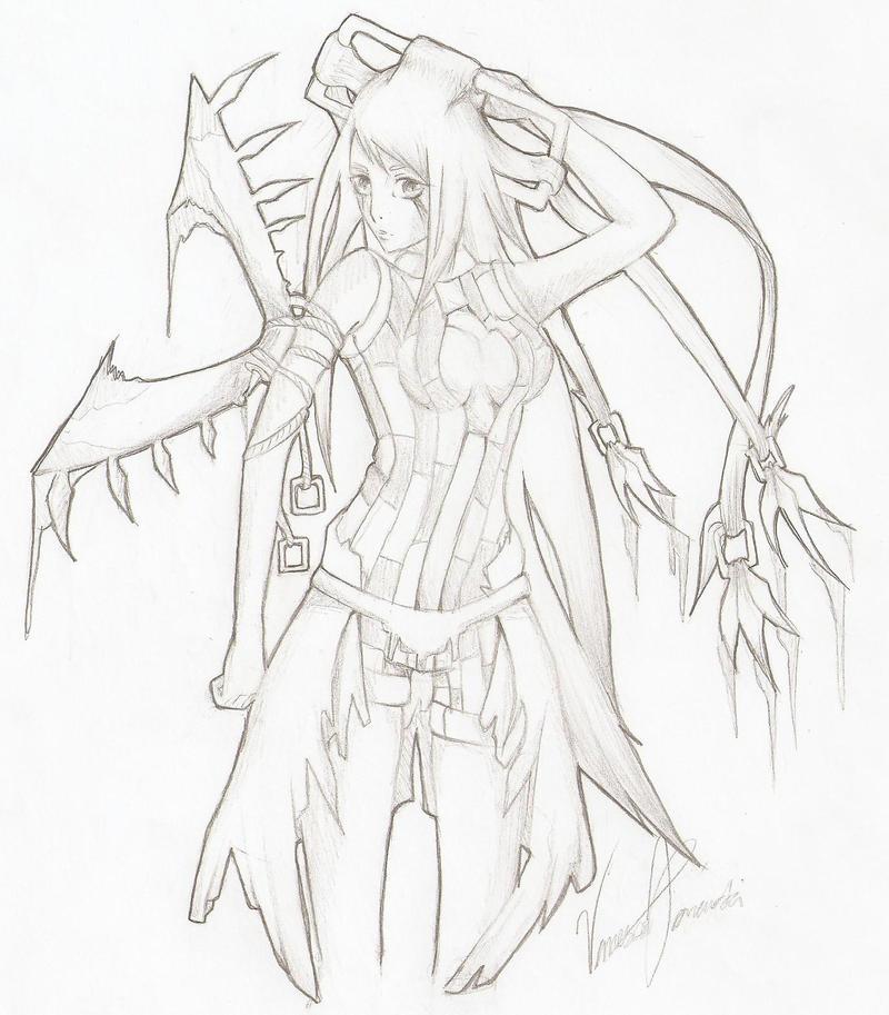 Pin Anime-template-sketchfu On Pinterest