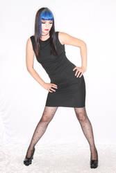Little Black Dress Stock #2 by AvisRara-stock