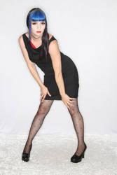 Little Black Dress Stock #3 by AvisRara-stock