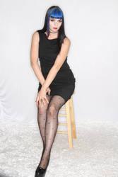 Little Black Dress Stock #5 by AvisRara-stock