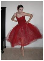 Red Fairy stock 1 by AvisRara-stock