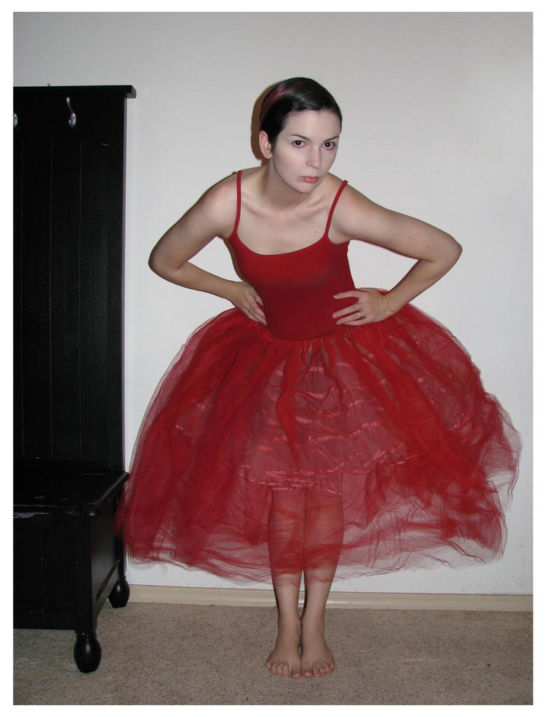Red Fairy stock 2 by AvisRara-stock