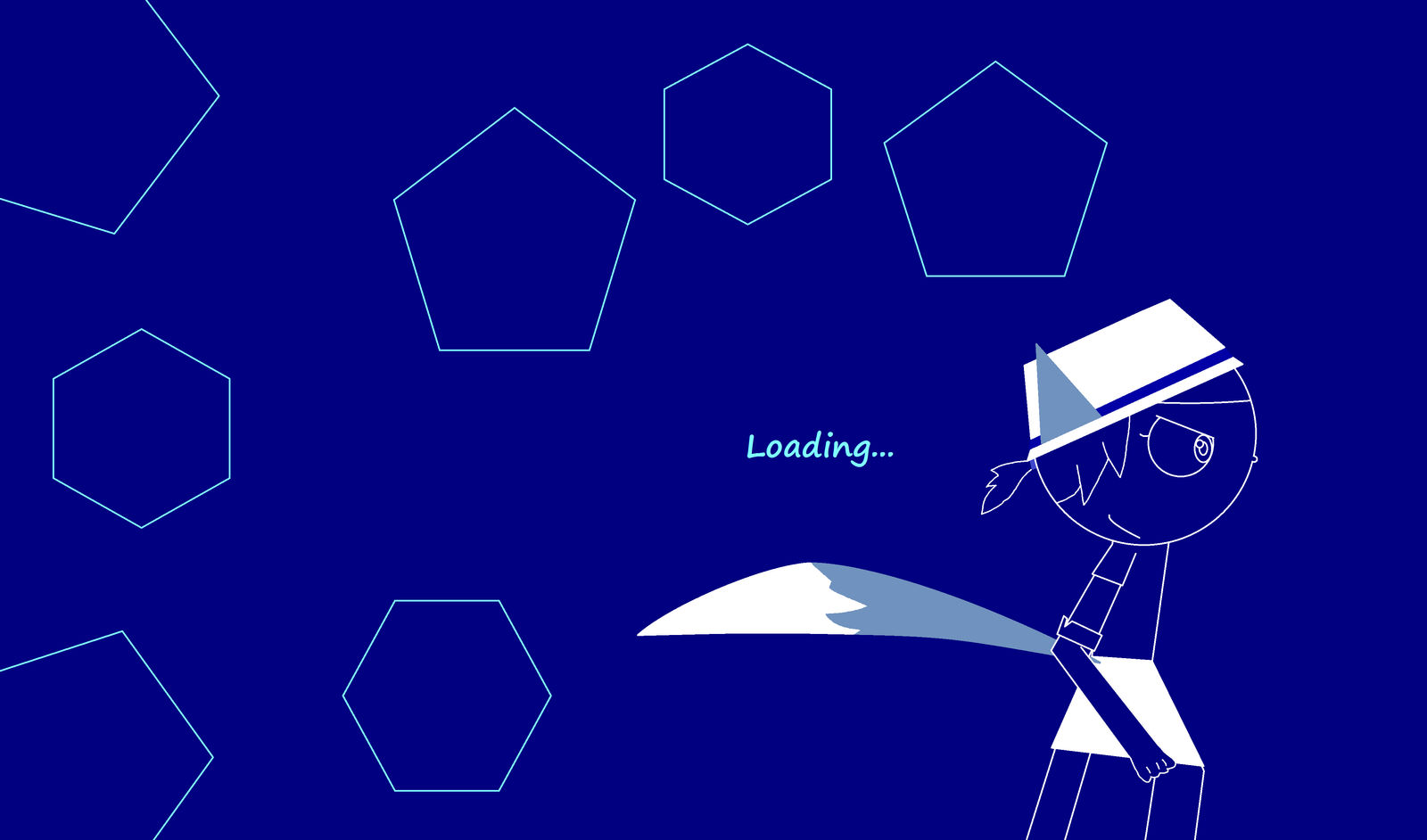 Scout The Fox The Video Game Loading Screen By Icefir On