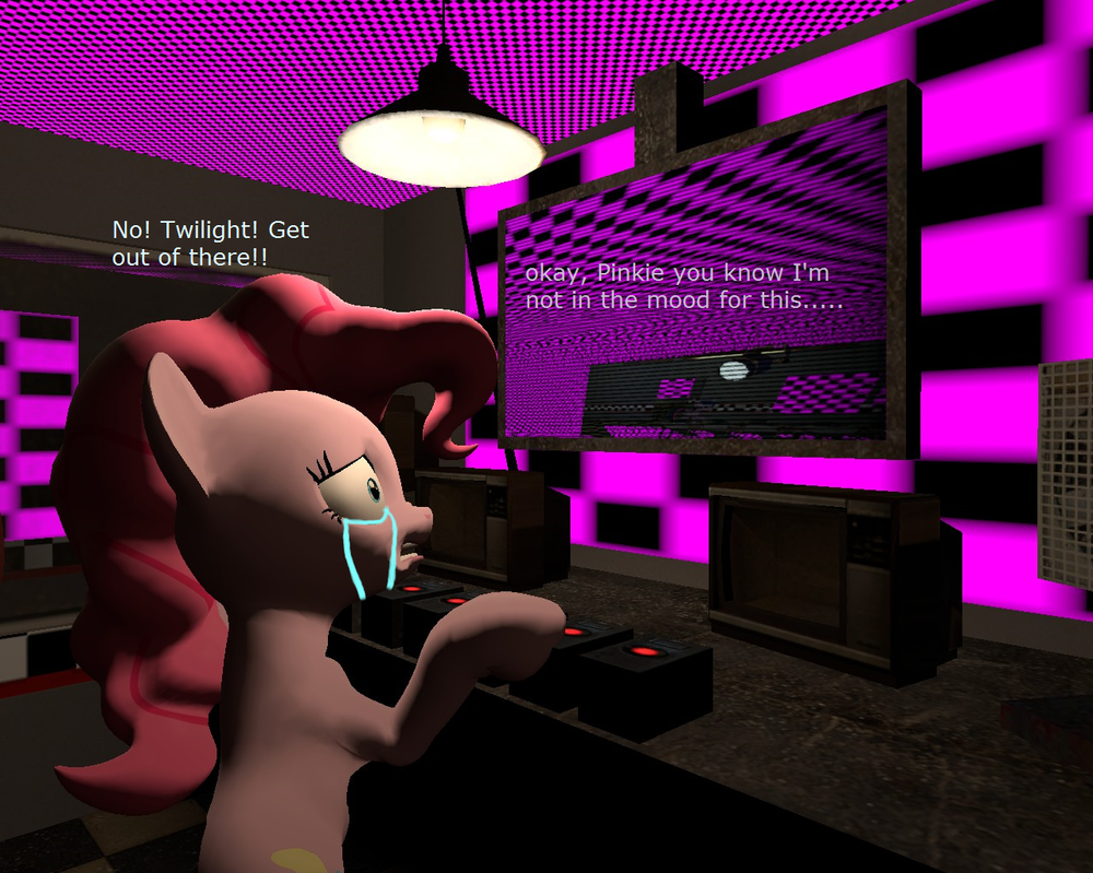Mlp five nights at freddy s the mood by icefir on deviantart