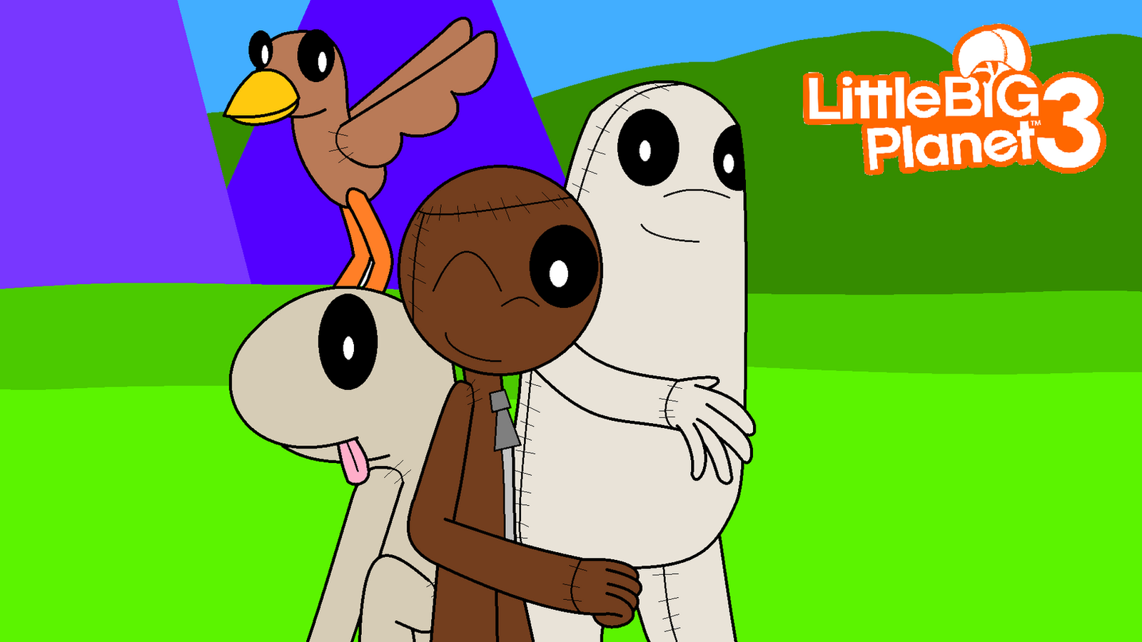LittleBigPlanet: Fun and Such by eviltofu1234 on DeviantArt