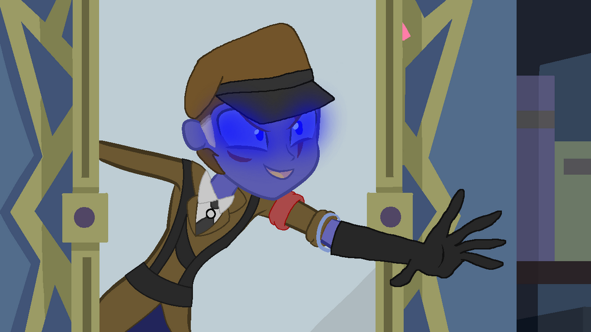 ''You can't escape me, Richtofen!'' by icefir