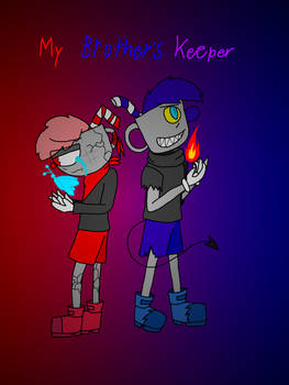 My Brother's Keeper -Cover-