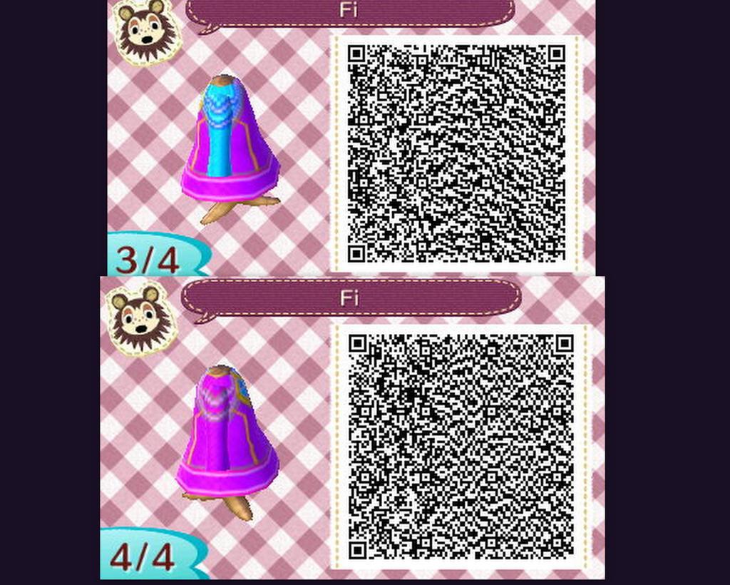 qr Codes Zelda Animal Crossing qr Codes Zelda