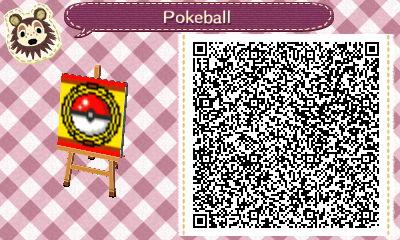 Pokeball pattern by NeonRedWings